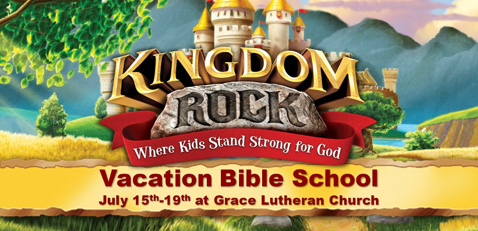 2013 Vacation Bible School: Kingdom Rock