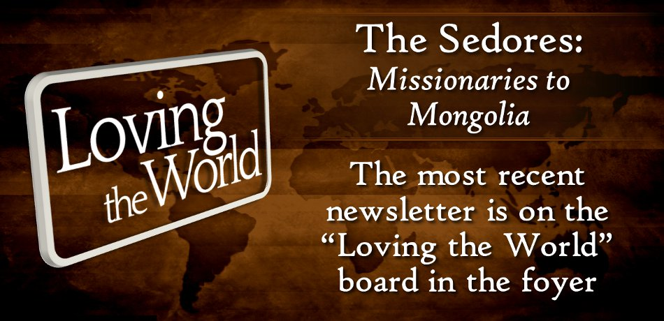 New Missions Newsletteer